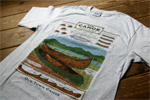Old Town Canoe Tシャツ