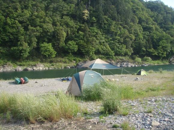 長良川ベースキャンプ